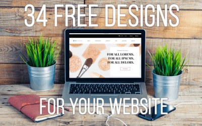 34 Free Website Templates For MarketPowerPRO